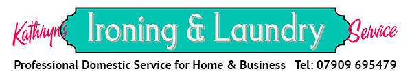 KATHRYNS-IRONING-LAUNDRY Logo